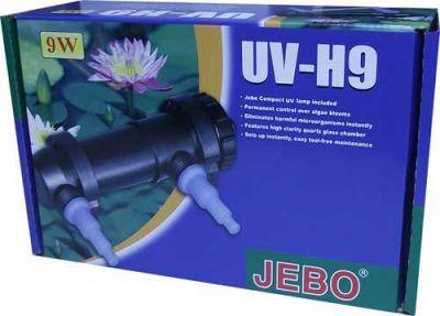 Jebo UV-H9 Ultraviole 9 Watt Akvaryum Filtresi