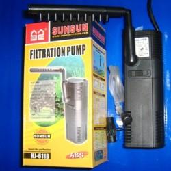 Sun Sun - SunSun HJ-611B İç Filtre 6 Watt 450 lt/h