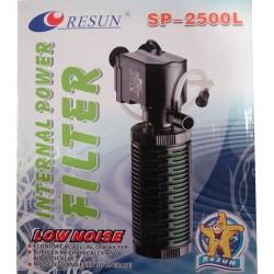 Resun - Resun SP-2500L İnternal Power Filter Akvaryum İç Filtre 1400 L/H