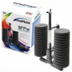 Dophin - Dophin SFP 34 Nano Sponge Motorlu Pipo Filtre