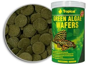 Tropical Green Algae Wafers 100 Gr.