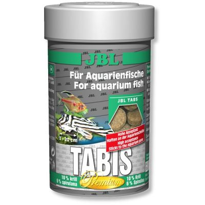 Jbl Spirulina Tabis Tablet Yem 100 ML