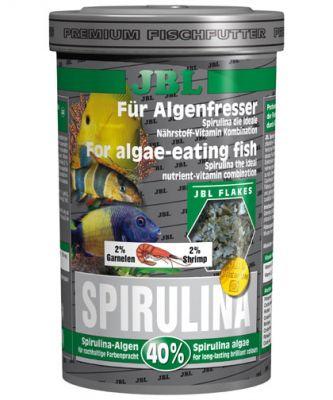 Jbl Spirulina Flakes Pul Yem 100 Gr.