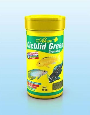 Ahm Marin Cichlid Green Granulat 100 Gram