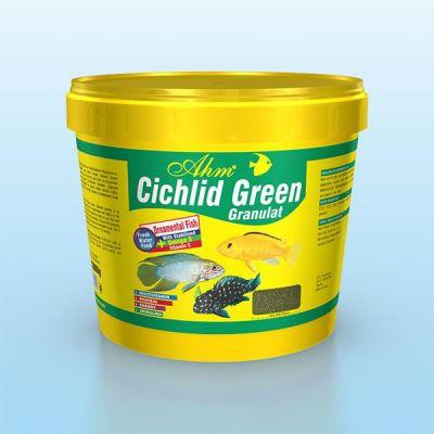 Ahm Marin Cichlid Green Granulat 3000 Gram