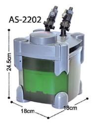 Astro - Astro 2202 Akvaryum Dış Filtre 300 L/H