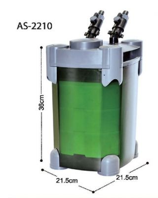 Astro 2210 Akvaryum Dış Filtre 1000 L/H