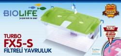 Biolife Turbo FX5-S Turbo Yavruluk - Thumbnail