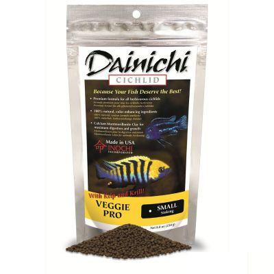 Dainichi Cichlid Veggie Pro Small 3 mm 2500 Gr.
