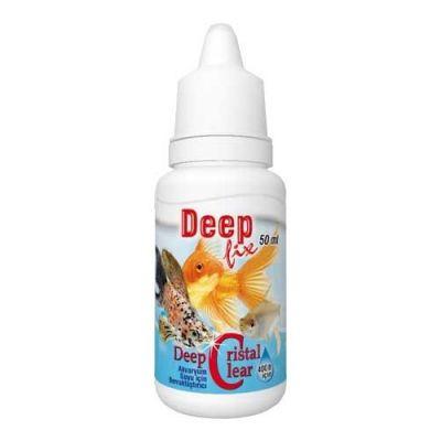 Deep Fix Crystal Clear Akvaryum Su Berraklaştırıcı 50 ML