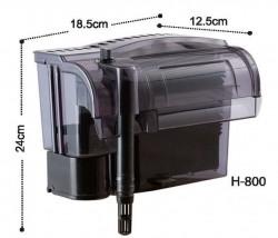 Dophin - Dolphin H800 Askı Şelale Filtre 1000 L/H