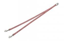 Flexi - Flexi Vario İkili Kayış Small Kırmızı