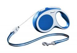 Flexi - Flexi Vario İp Tasma Medium Mavi 5 Mt