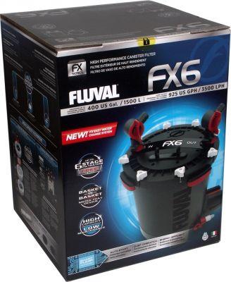 Fluval FX6 Akvaryum Dış Filtre 3500Lt/Saat