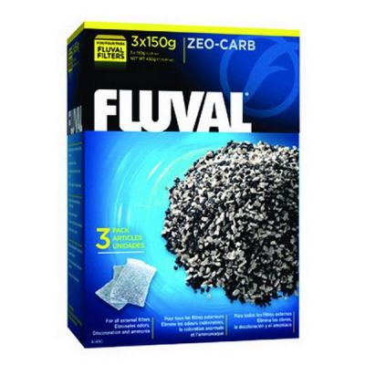 Fluval Zeo-Carbon 1200 Gr. Filtre Malzemesi