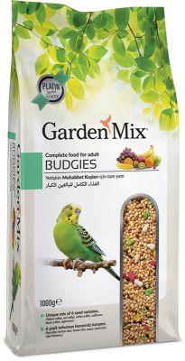 Garden Mix Platin Meyveli Muhabbet Kuşu Yemi 1000 Gr