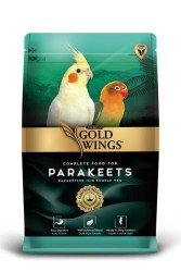 Gold Wings - Gold Wings Premium Papağan Paraket Yemi 1 Kg