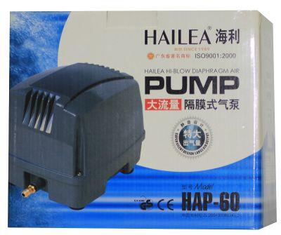 Hailea Hap-60 Çok Çıkışlı Akvaryum Hava Motoru