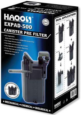 Haqos Expad-500 Ön Filtre Expro-500 İçin Genişletme Ünitesi