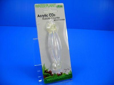 Ista Acrylic Co2 Bubble Counter Damla Sayacı