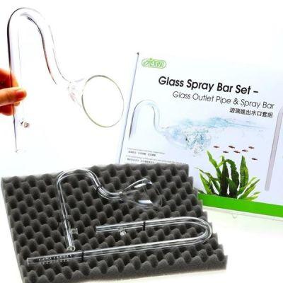 Ista Glass Sprey Bar Set Cam Emiş ve Basış Seti 12/16 mm