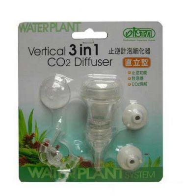 Ista Vertical 3in1 Co2 Diffuser