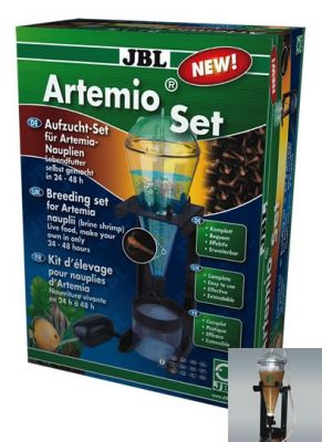 JBL Artemio Set Komple Artemia Çıkartma Seti