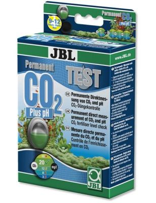 JBL CO2/PH Sabit Test