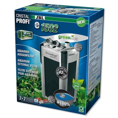 Jbl CP E1502 Greenline Akvaryum Dış Filtre 1400 L/H