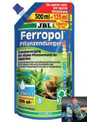 Jbl Ferropol Sıvı Bitki Gübresi Refil 625 ML