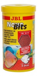 Jbl - JBL Novo Bits Granül Balık Yemi 1000 ML