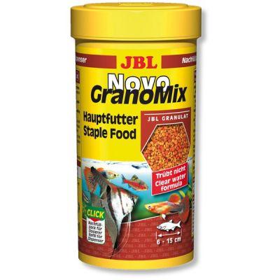 Jbl Novo Grano Mix Mini Granül Yem 100 Gr.