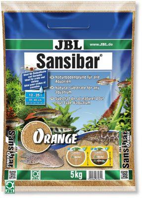 Jbl Sansibar Orange 5 Kg Akvaryum Bitki Kumu