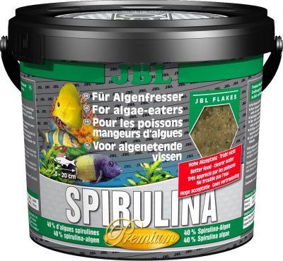 Jbl Spirulina Flake 5,5 Lt / 950 Gram Kova