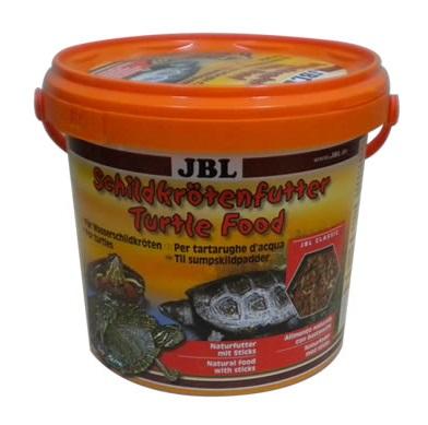 Jbl Turtle Food Kaplumbağa Yemi 2.5 Lt Kova