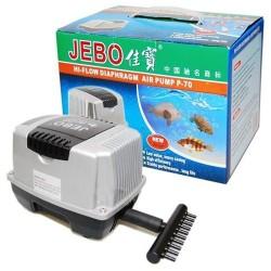 Jebo - Jebo P-70 Hava Motoru 70Lt / 45 Watt