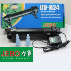 Jebo - Jebo UV-H24 Ultraviole 24 Watt