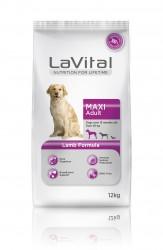 La Vital - La Vital Büyük Irk Yetişkin Kuzulu Köpek Maması 12Kg