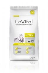 La Vital - La Vital Kitten Somonlu Yavru Kedi Maması 1,5 Kg