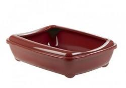 Moderna - Moderna Aristo Açık Kedi Tuvalet 42cm Kırmızı