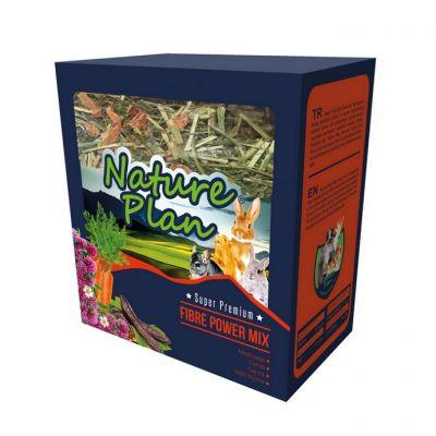 Nature Plan Fibre Power Mix 700 Gram