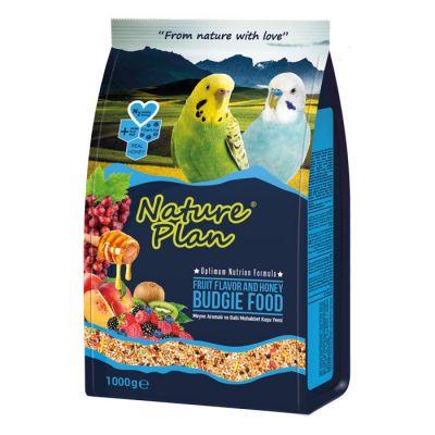 Nature Plan Premium Muhabbet Kuşu Yemi 14x1000 Gr