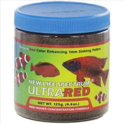New Life Spectrum - New Life Spectrum Ultra Red 1mm 50 Gram