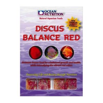 Ocean Nutrition Discus Balance Red 100gr 20 Adet