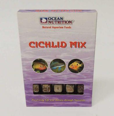 Ocean Nutrition Dondurulmuş Cichlid Mix 100 gr.