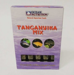 Ocean Nutrition - Ocean Nutrition Dondurulmuş Tanganyika Mix 100 gr.