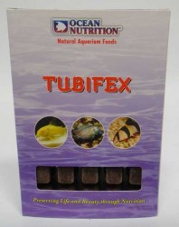 Ocean Nutrition - Ocean Nutrition Dondurulmuş Tubifex 100 gr.