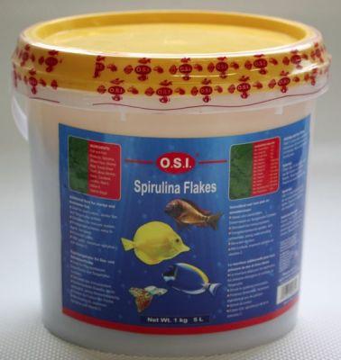 OSI Spirulina Flake 100 Gram