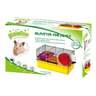 Pawise Hamster Kafesi Küçük 38x23x23 cm