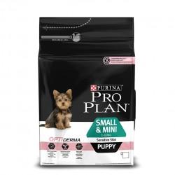 Pro Plan - Pro Plan Küçük Irk Somonlu Yavru Köpek Maması 3 Kg